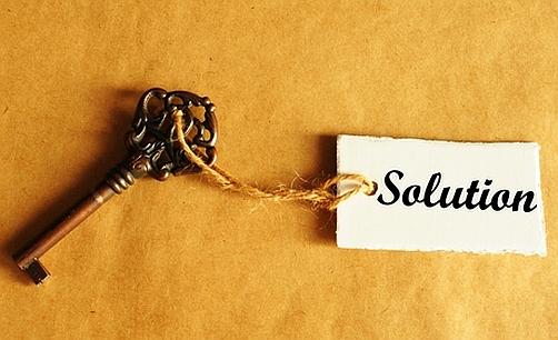 key-solution