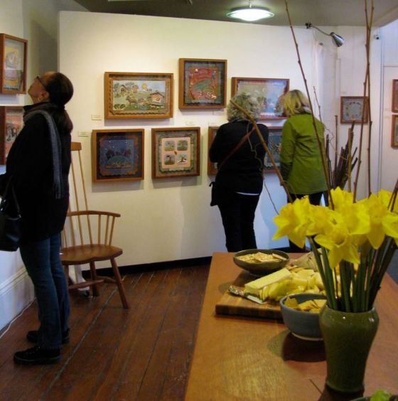 gallery 65 shoppers