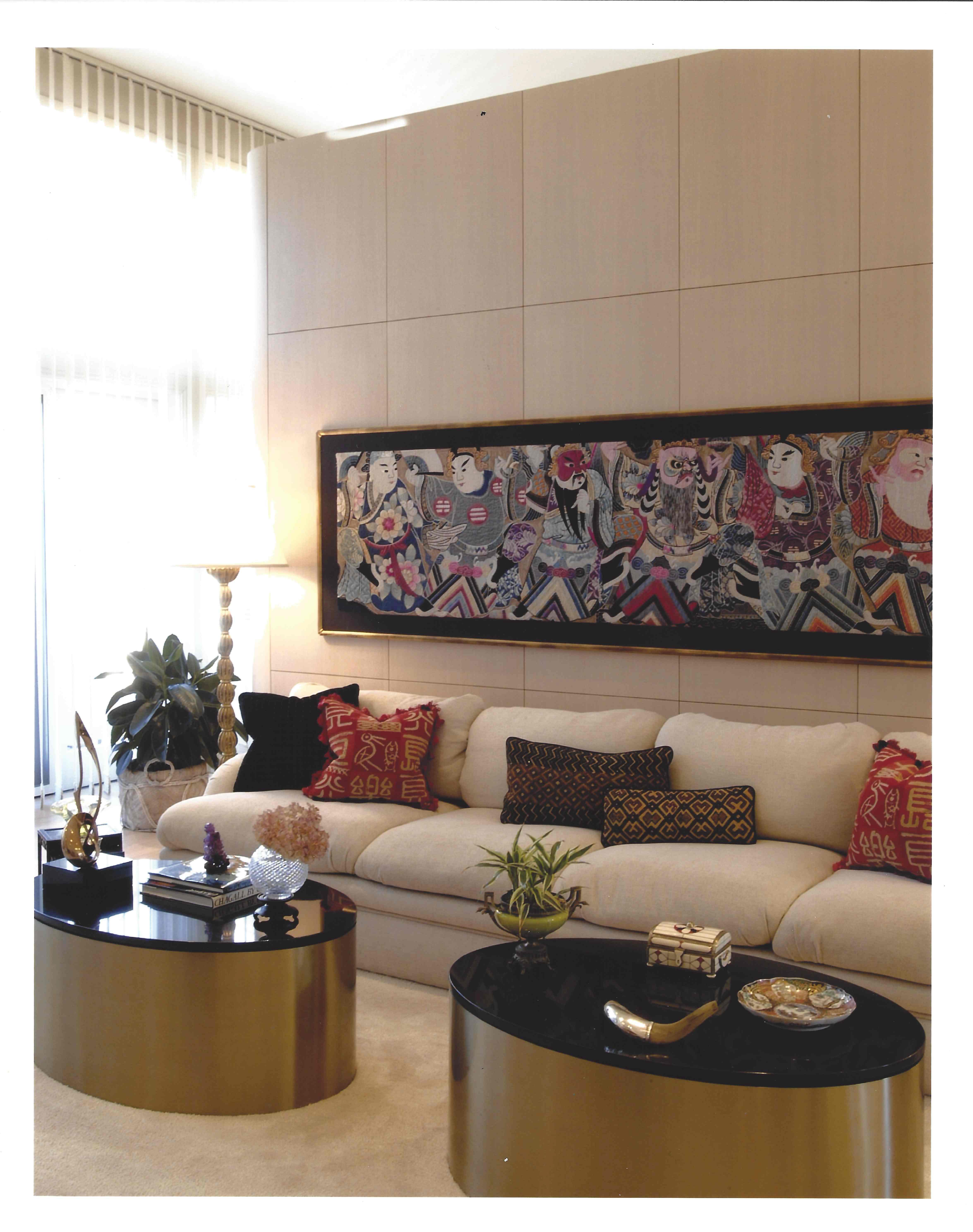 Featured designer larry deutsch selling interior design for Interior design deutsch