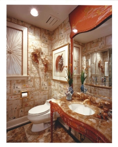 Hinsdale Powder Room