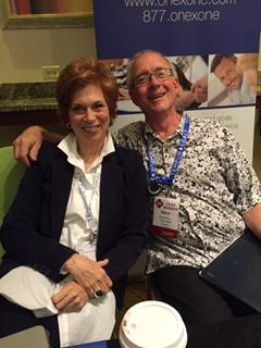 Jody and Steve Kloss